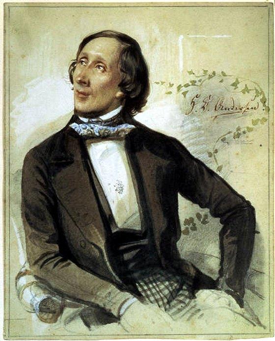 Tregim nga Hans Christian Andersen.