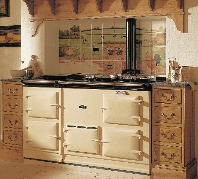 The British Obsession With The AGA Cooker