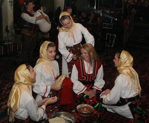 The Bulgarian Tradition Bride 51
