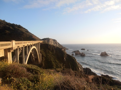 Highway One Road Trip