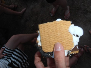 S'mores by Yosemite